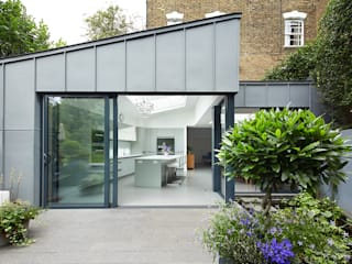 Wood Lane Andrew Mulroy Architects Modern houses