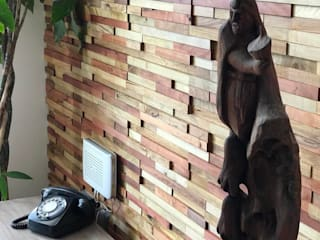 Maderal Walls & flooringWall & floor coverings Wood