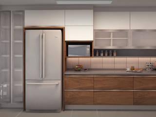 COZINHA | SB Cozinhas modernas por CMS.ARQ - Camila Machado Salmória Moderno