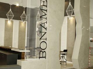 Exhibition centres by Mimoza Mimarlık,