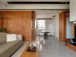 Столовые комнаты в . Автор – 誼軒室內裝修設計有限公司,