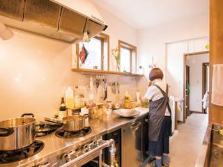 ห้องครัว by HAPTIC HOUSE