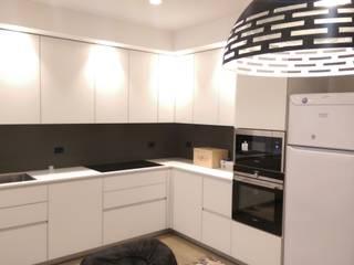Minimalist kitchen by Kitchen Store srl Minimalist