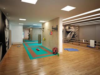 Híbrida Arquitetura, Engenharia e Construção Modern Kid's Room