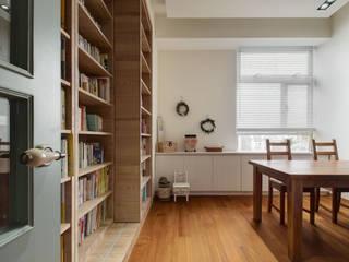 Modern study/office by 芸采創意空間設計-YCID Interior Design Modern