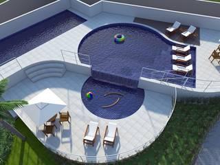 Híbrida Arquitetura, Engenharia e Construção Pool