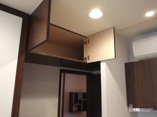 多功能房:  臥室 by 以恩設計
