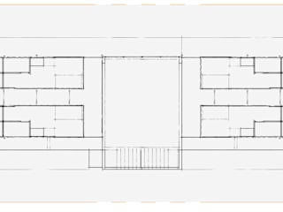 by Diego Alcântara - Studio A108 Arquitetura e Urbanismo