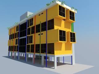 von Diego Alcântara - Studio A108 Arquitetura e Urbanismo