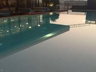 Moderne Pools von casa&stile interior design e ristrutturazioni Modern