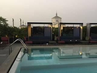Moderner Balkon, Veranda & Terrasse von casa&stile interior design e ristrutturazioni Modern