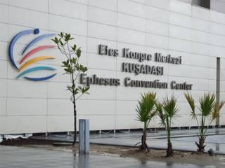 Plamar Mobilya Sanayi Turizm İnşaat ve Tic.Ltd.Şti. – EFES KONGRE MERKEZİ / KUŞADASI / AYDIN:  tarz Kongre Merkezleri