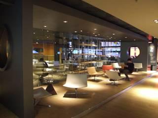 Plamar Mobilya Sanayi Turizm İnşaat ve Tic.Ltd.Şti. – Cafe Break - NTV stüdyoları:  tarz Yeme & İçme
