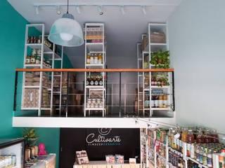 Cultivarte, almacén orgánico:  de estilo  por TORRETTA KESSLER Arquitectos