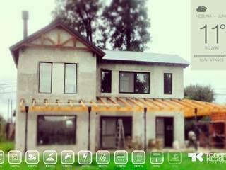 Rumah oleh TORRETTA KESSLER Arquitectos, Eklektik