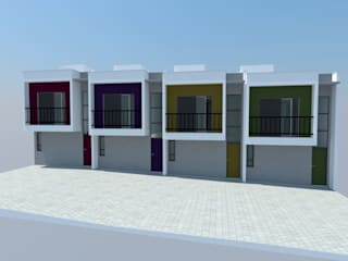 modern  by Diego Alcântara  - Studio A108 Arquitetura e Urbanismo, Modern