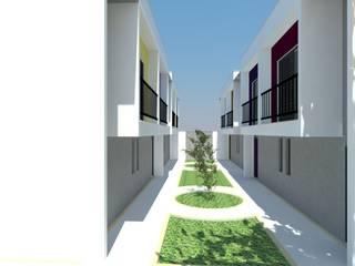 modern  von Diego Alcântara  - Studio A108 Arquitetura e Urbanismo, Modern