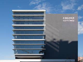 AMP AMAPAR Edifícios comerciais modernos por Szoma Arquitetura Moderno
