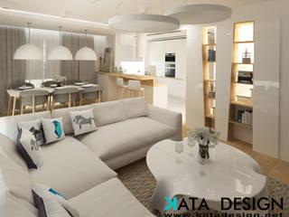 Living room by Kata Design, Modern