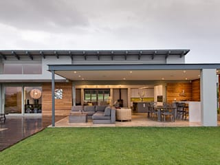 Lodge Gregory, homify 現代房屋設計點子、靈感 & 圖片