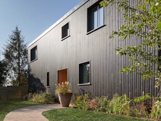 The Old Water Tower Exterior :  Houses by Gresford Architects