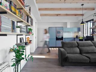 Salas de estar modernas por Ondo Interiorismo Moderno