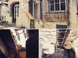 REMODELACION CASA SAN: Casas de estilo clásico por ESTUDIO CRUZ