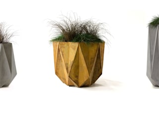 Adam Christopher Planters:   by Adam Christopher Design