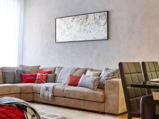 Modern living room by Вира-АртСтрой Modern