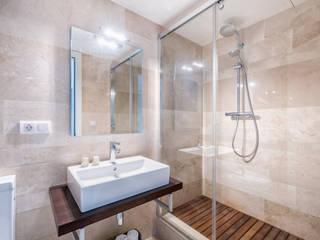 Scandinavian style bathroom by Espacios y Luz Fotografía Scandinavian