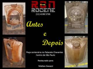 Restauração:   por Ferragens Enecor Ind e Com Ltda