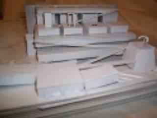 ESTUDO VOLUMÉTRICO - MOSTEIRO:   por airesarquitectura