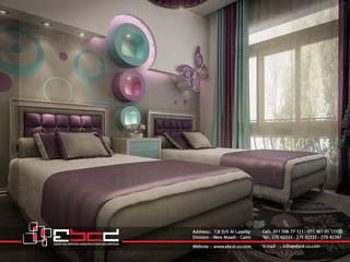 Classic style nursery/kids room by المجموعة المصرية البريطانية للمقاولات والديكور والتصميم الداخلى Classic