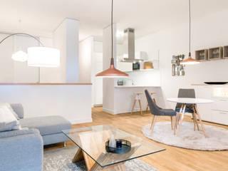 Living room by Carola Augustin Innenarchitektur