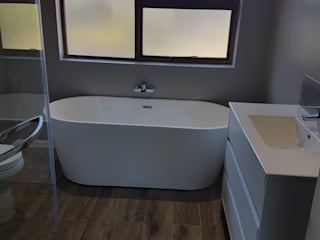 Bathroom renovation by Mybuilders