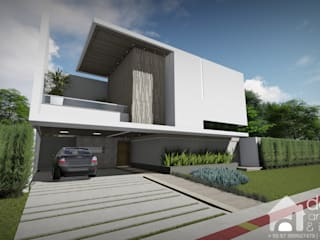 Modern houses by Datalle - Arquitetura & Interiores Modern