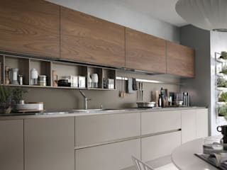 INTERIOR:  Kitchen by Midas Dezign