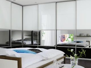 fitted wardrobe Bravo London Ltd BedroomWardrobes & closets