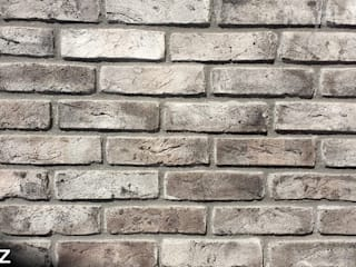 Stone Panell Study/officeAccessories & decoration Bricks Grey