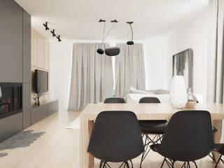 Modern Dining Room by FOORMA Pracownia Architektury Wnętrz Modern