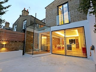 House Renovation and Extension in Fulham SW6 Modern Houses by APT Renovation Ltd Modern