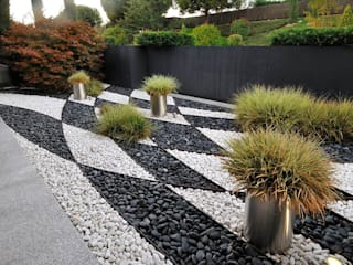 Fernando Pozuelo Landscaping Collection Asian style garden