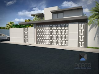 by PORTO Arquitectura + Diseño de Interiores