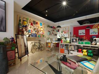 مكاتب ومحلات تنفيذ 一葉藍朵設計家飾所 A Lentil Design ,