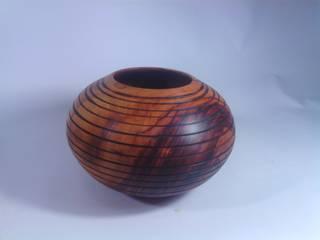 Bowl pequeño:  de estilo  por TORNEARTE TALLER