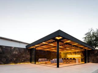بلكونة أو شرفة تنفيذ 1540 Arquitectura