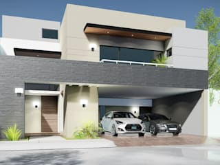 Casas  por homify , Moderno Pedra