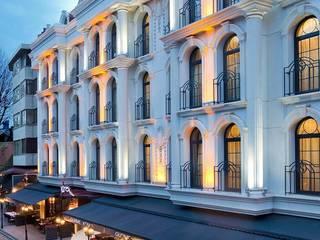 Edda İstanbul Proje Mimarlık – Sura Design Hotel & Suites:  tarz Oteller