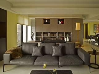 Modern living room by 墐桐空間美學 Modern