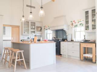 Cocinas de estilo rural de Tim Ziehl Architects Rural